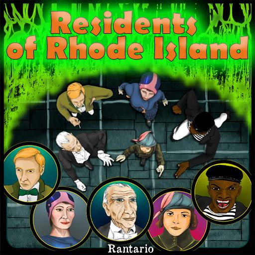 Residents of Rhode Island