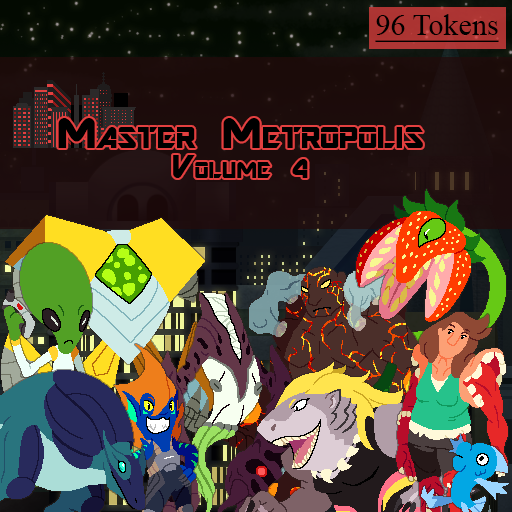 Master Metropolis Volume 4