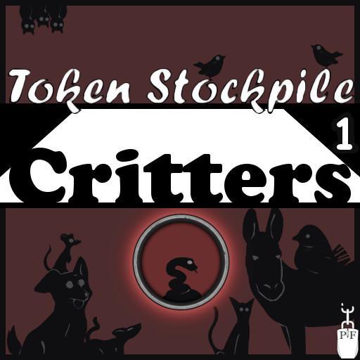 Token Stockpile: Critters #1