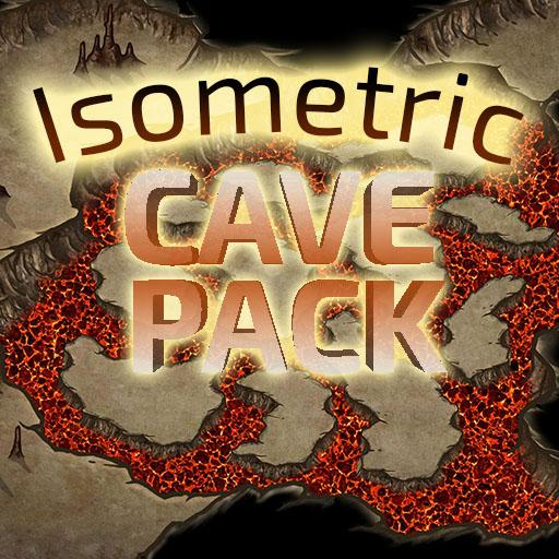Isometric Cave Pack