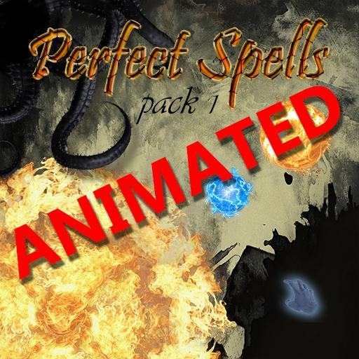 Perfect Spells pack 1 Animated