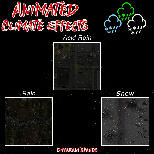 Climate Effects - Animated