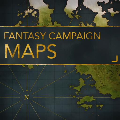Fantasy Campaign Maps