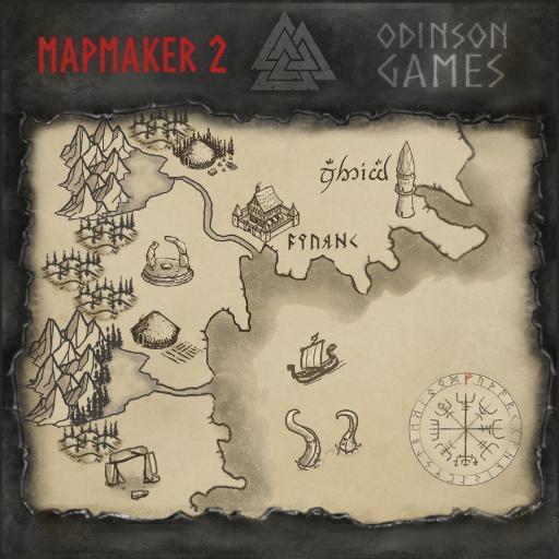 Odinson's Mapmaker 2