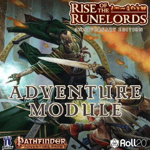 Rise of the Runelords (Module)