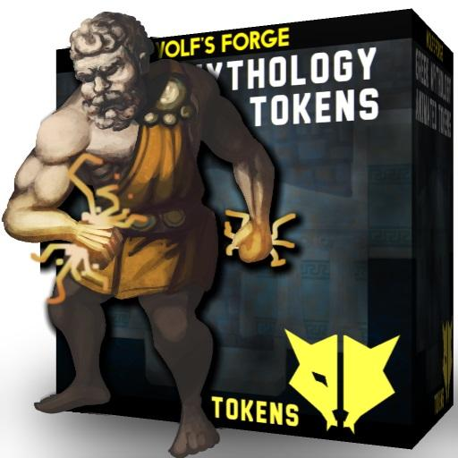 Greek Mythology Animated Tokens