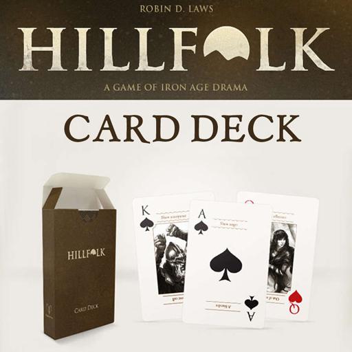 Hillfolk Card Deck
