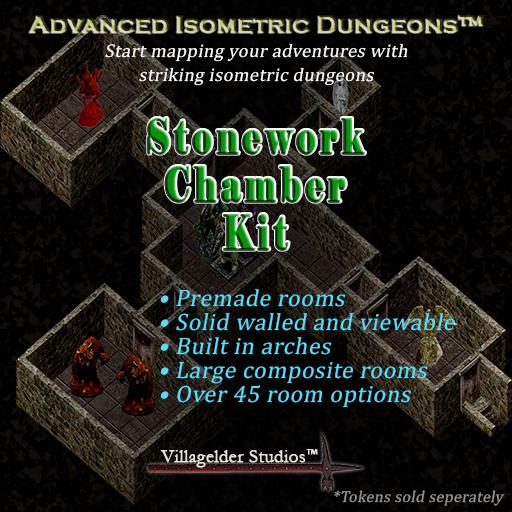 Stonework Chamber Kit