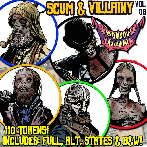 Scum & Villainy, Vol. 8