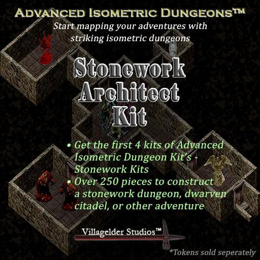 Stonework Architect Kit