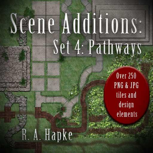 Scene Additions Set 4: Pathways