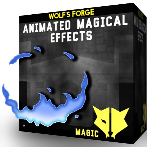 Animated Magical Effects