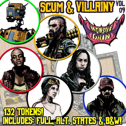 Scum & Villainy, Vol. 9