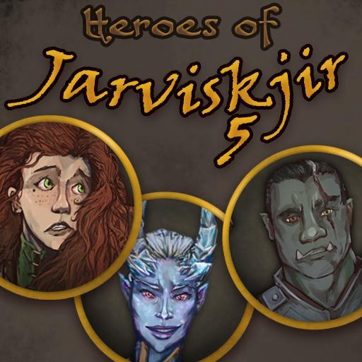 Heroes of Jarviskjir 5