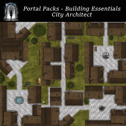 Portal Packs - Building Essentials - City Architect