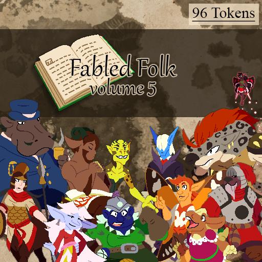 Fabled Folks Volume 5