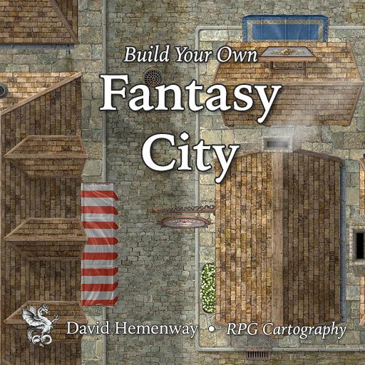 Build Your Own Fantasy City