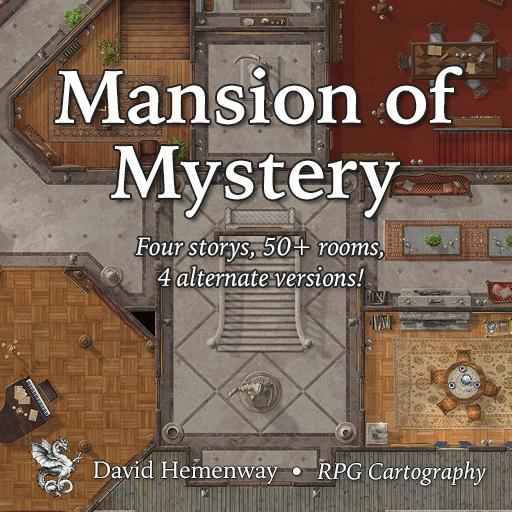 Mansion of Mystery