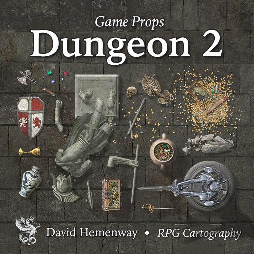 Game Props Dungeon 2