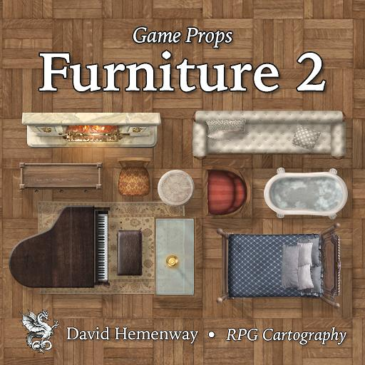 Game Props Furniture 2