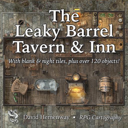 The Leaky Barrel Tavern & Inn