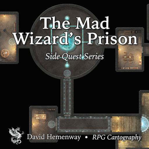 The Mad Wizard's Prison