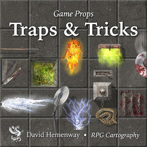 Game Props Traps & Tricks