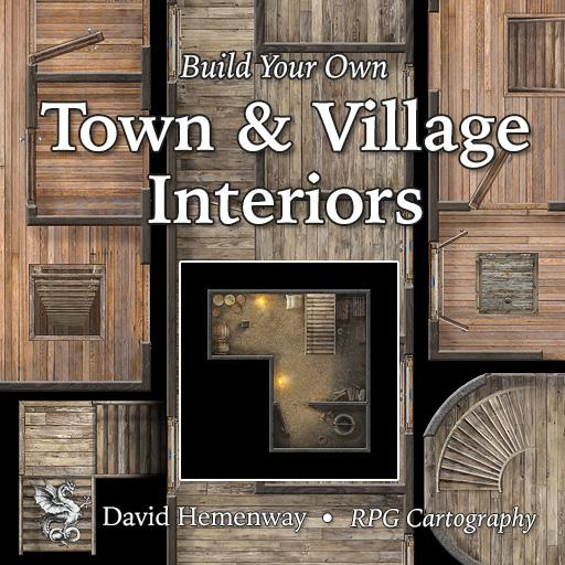 Build Your Own Town & Village Interiors