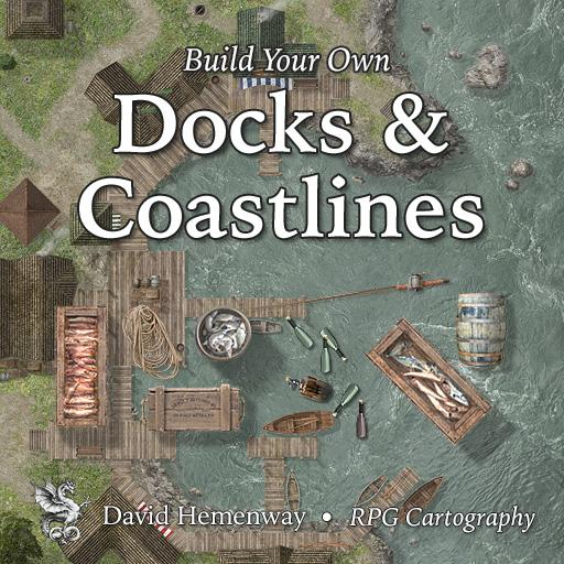Build Your Own Docks & Coastlines