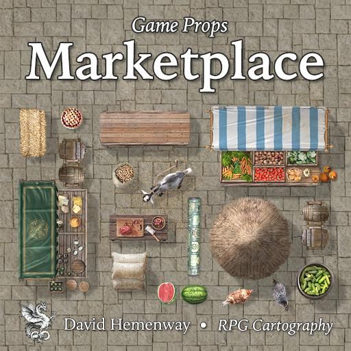 Game Props Marketplace