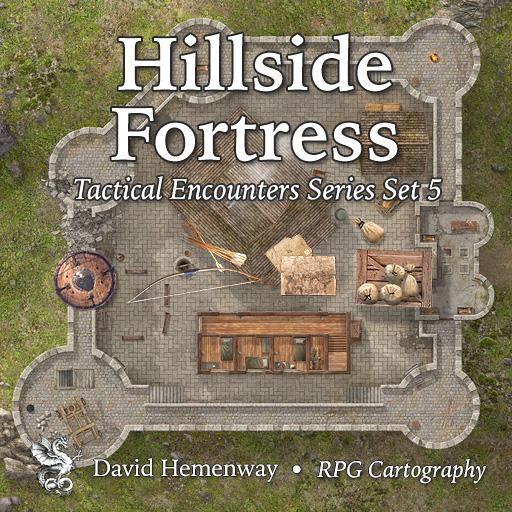 Hillside Fortress