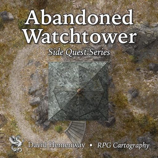 Abandoned Watchtower