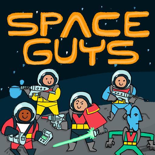 Spaceguys!