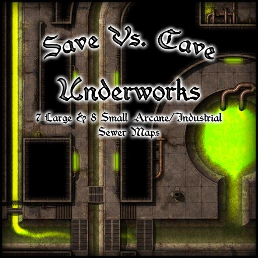 Save Vs. Cave Underworks