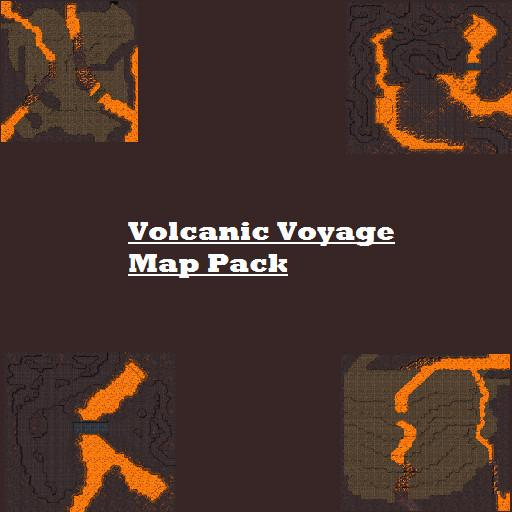 Volcanic Voyage Map Pack