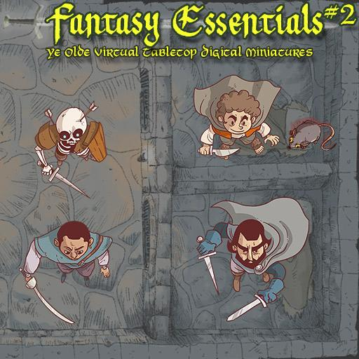 Shambles' Fantasy Essentials #2