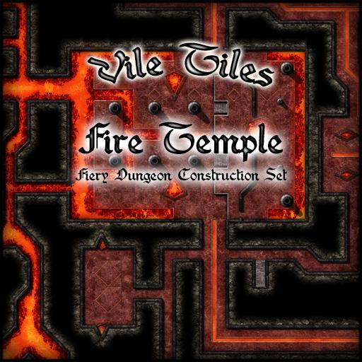 Vile Tiles Fire Temple