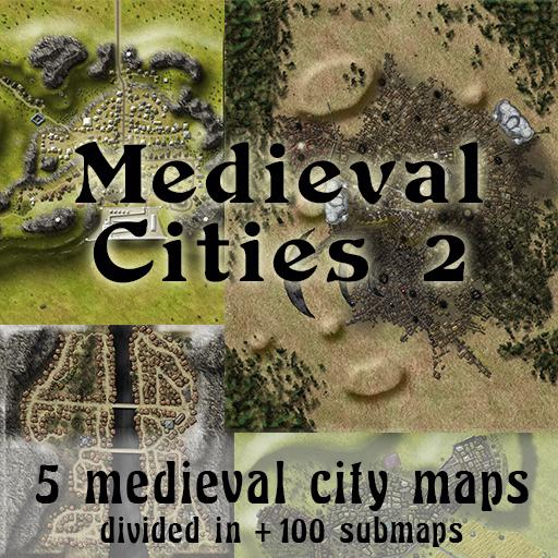 Medieval Cities 2