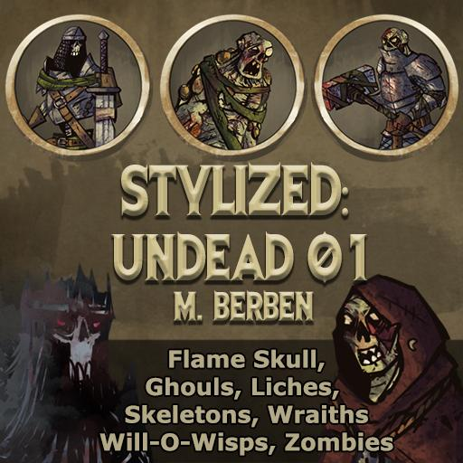 Stylized: Undead 01