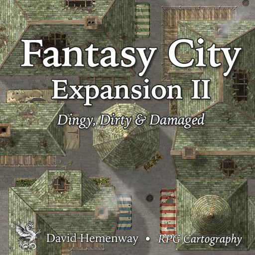 Fantasy City Expansion II