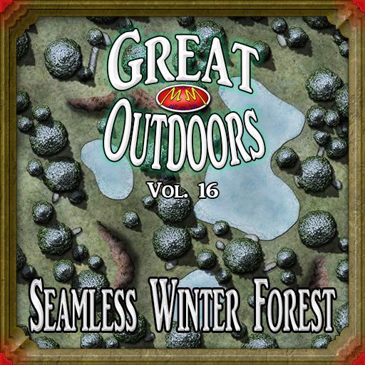 GOv16: Seamless Winter Forest