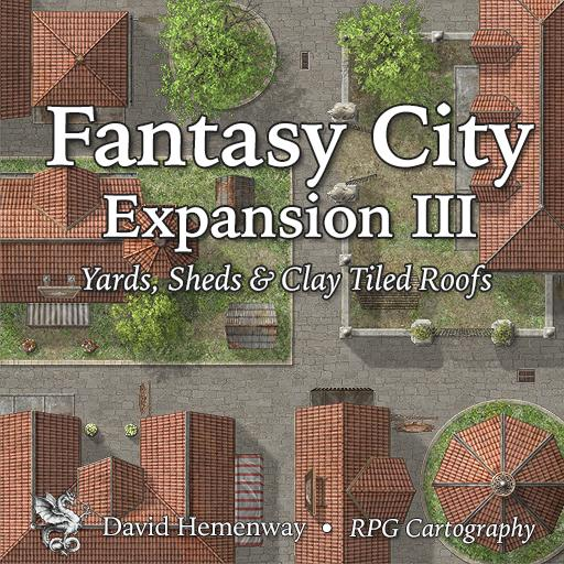 Fantasy City Expansion III