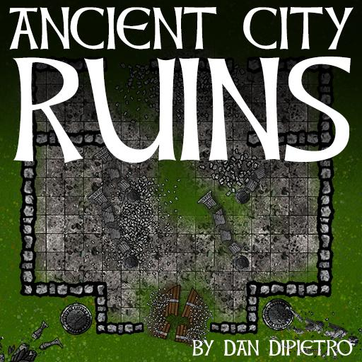 Ancient City Ruins