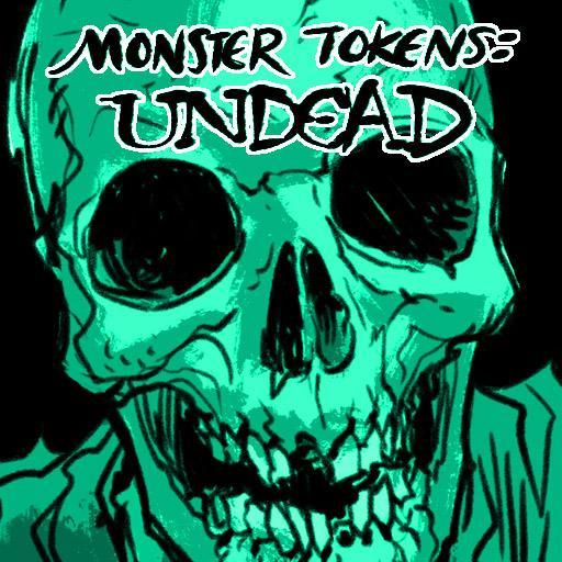 Monster Tokens: Undead