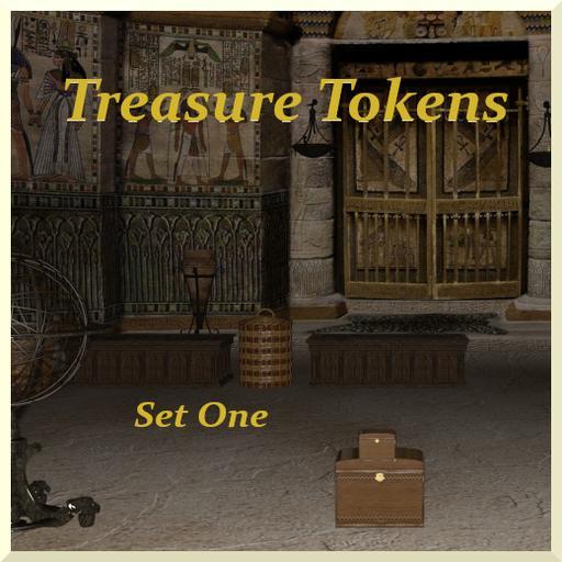 Treasure: Set one