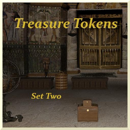 Treasure: Set 2