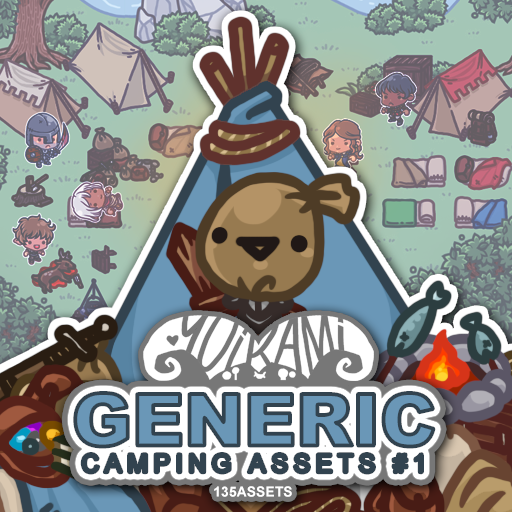 Generic Camping Assets 1