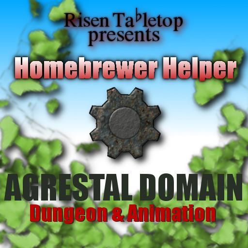 Homebrewer Helper Agrestal Domain