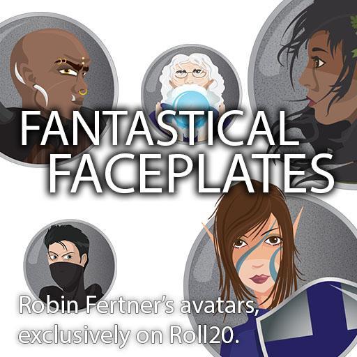 Fantastical Faceplates