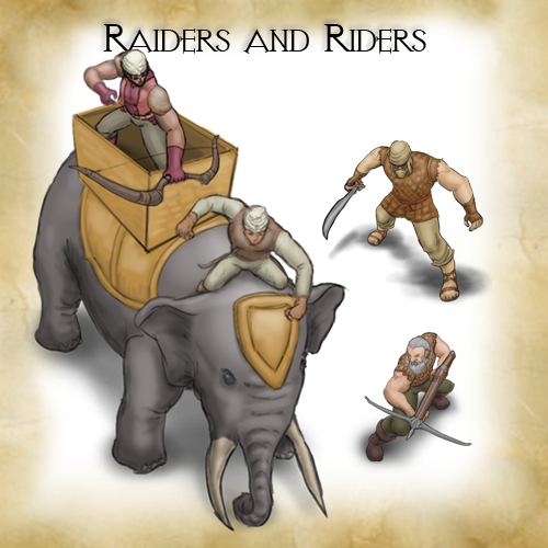 Raiders and Riders